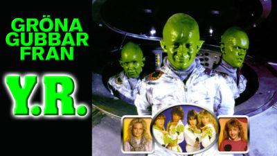 Gröna gubbar från Y.R.