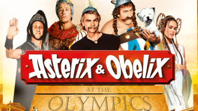 Asterix at the Olympics