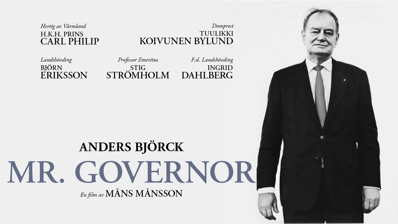 Mr. Governor