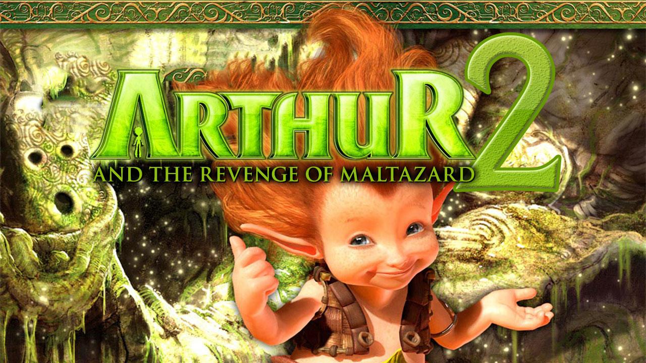 Arthur 2 and the Revenge of Maltazard