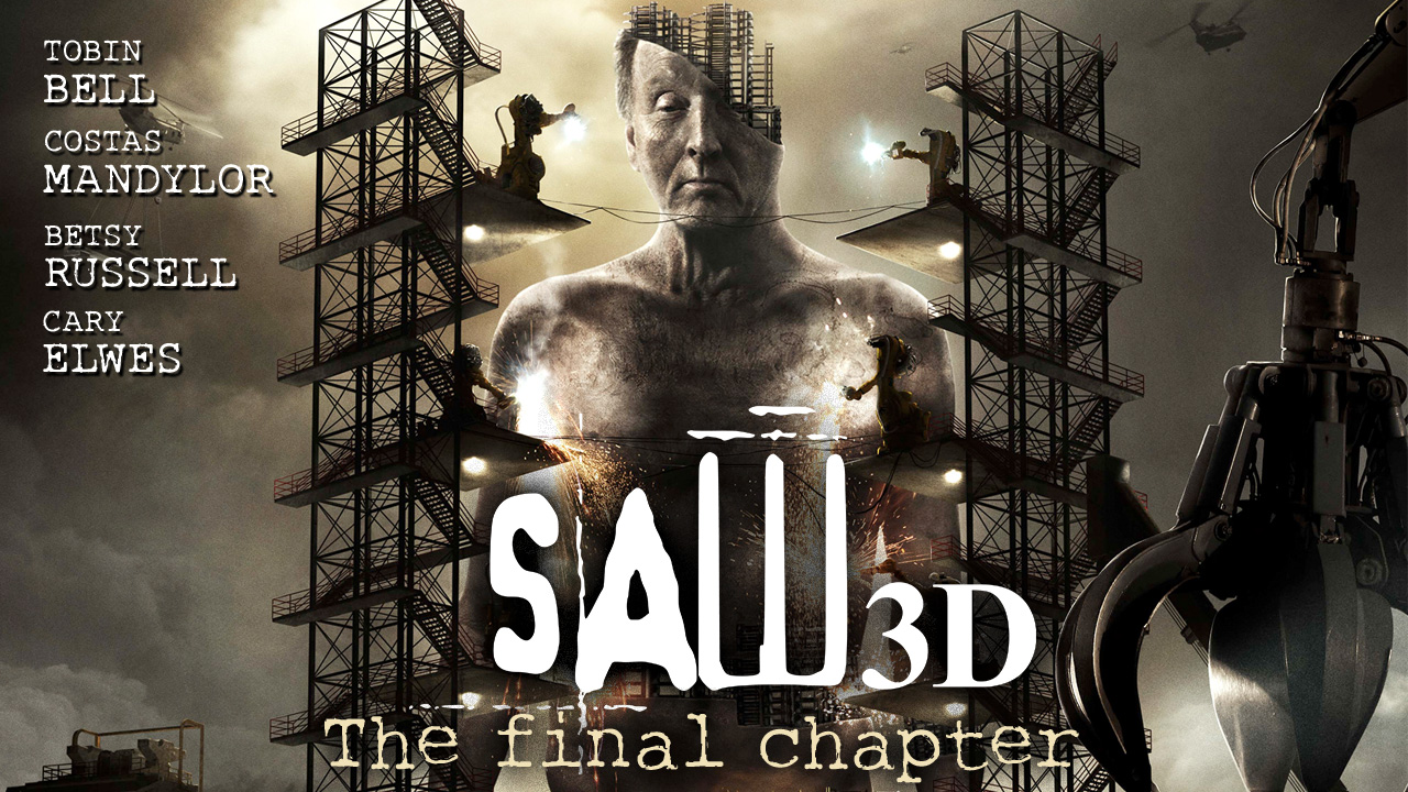 SAW 3D - the final chapter