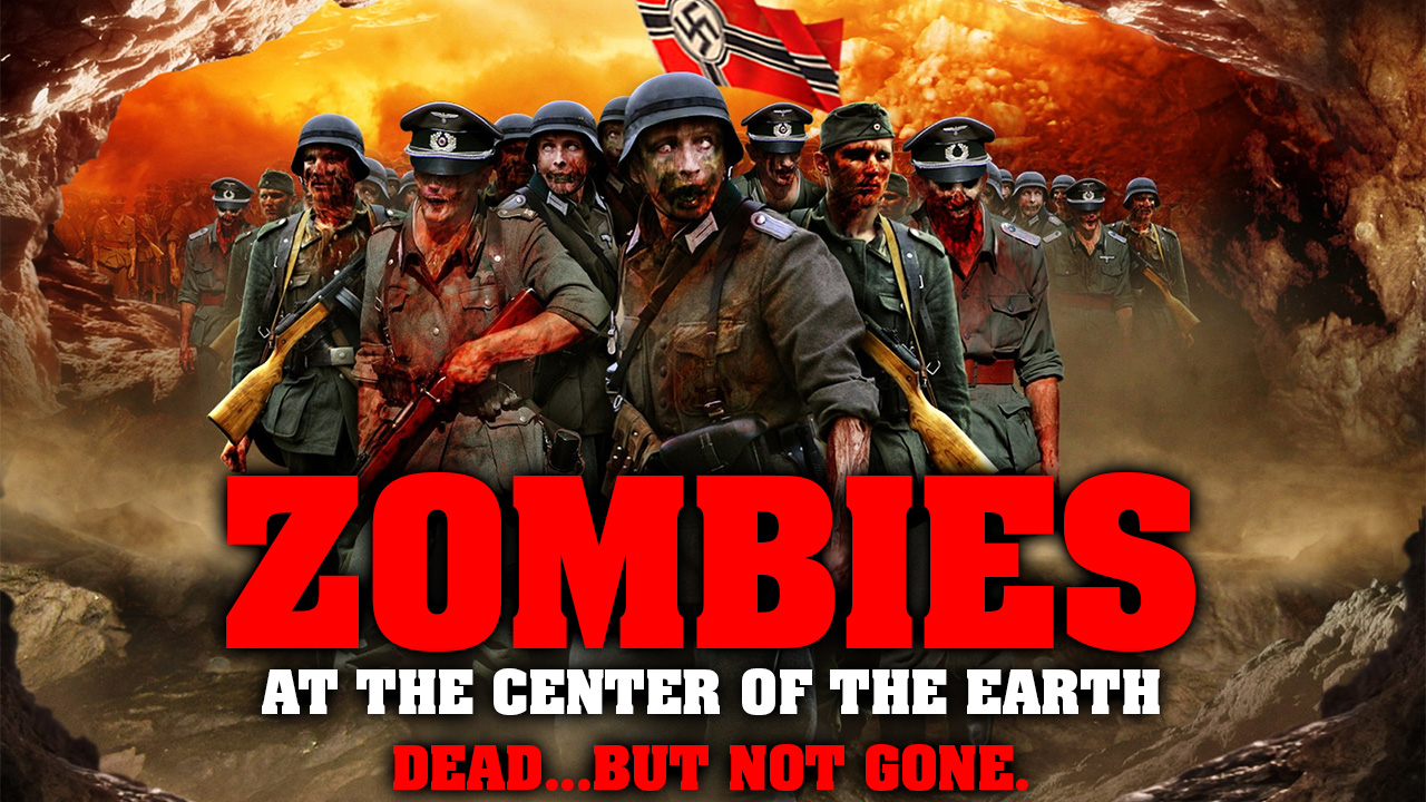 Zombies at the center of the earth