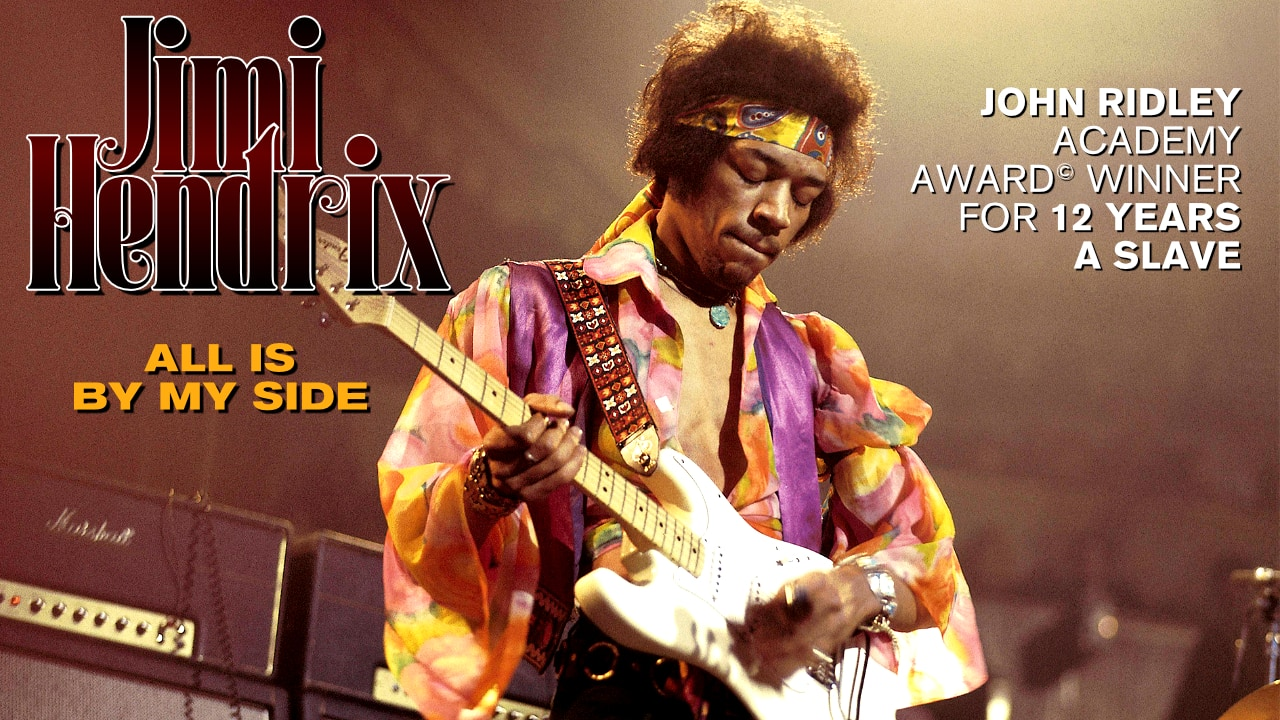 Jimi Hendrix: All Is by My Side
