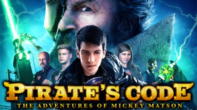 Pirate's Code: The Adventures of Mickey Matson