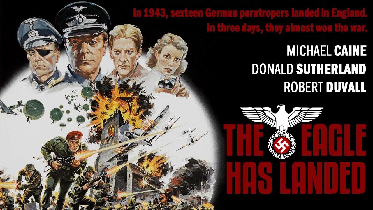 The Eagle Has Landed | Genre: Krig | Prova HomeTV gratis i 14 dagar