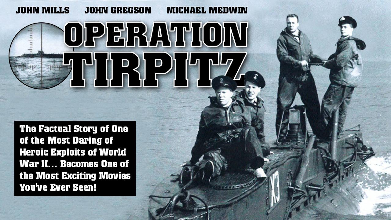 Operation Tirpitz