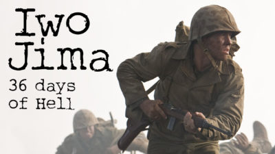 Iwo Jima - 36 days of Hell