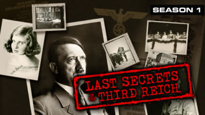 Last Secrets of the Third Reich