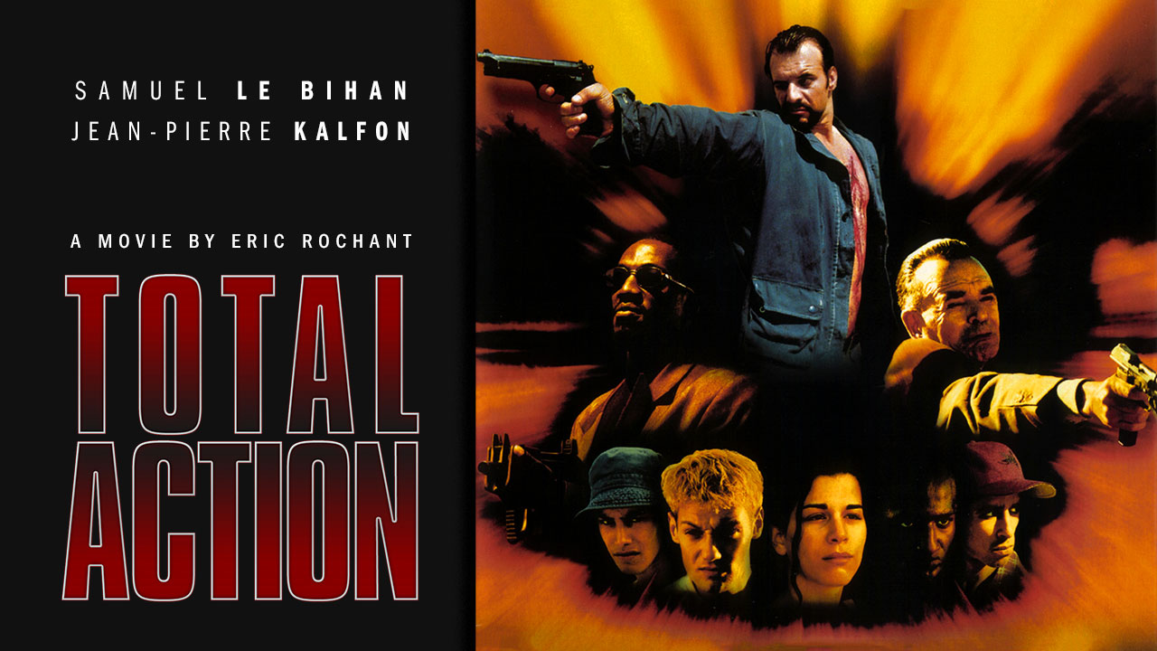 Total action