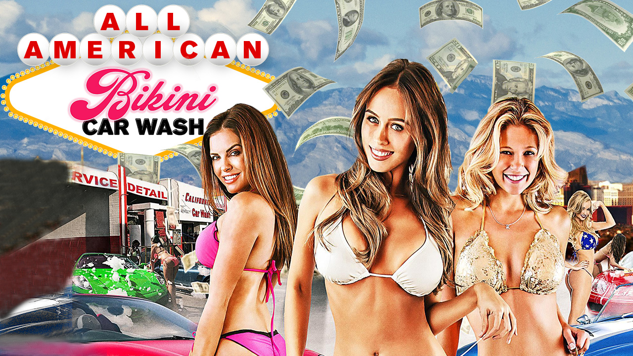 All American Bikini Wash Car Full Movie all american bikini car wash | genre: comedy | watch the