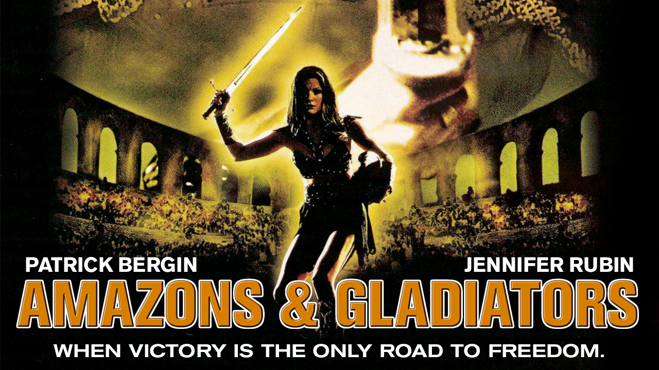 Amazons And Gladiators 2001 amazons and gladiators | genre: action | watch the movie on