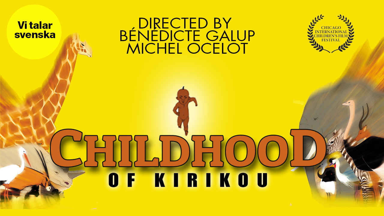 Childhood of Kirikou