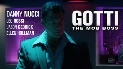 Gotti – The mob boss