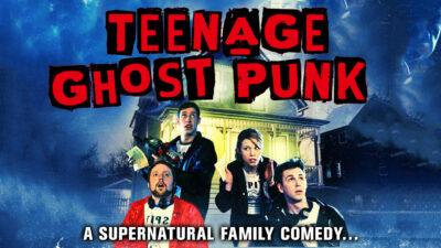 Teenage Ghost Punk