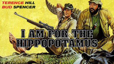 I'm for the Hippopotamus