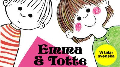 Emma och Totte