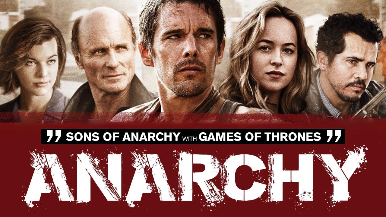 Anarchy: Ride or Die